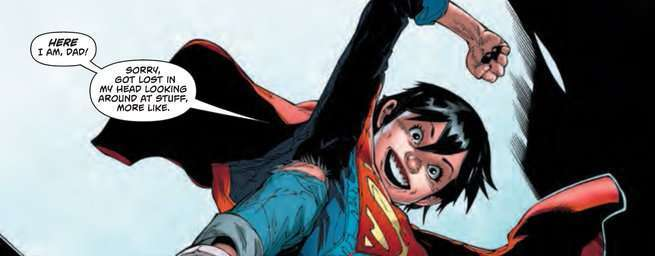 Superman #40 Review - Superboy