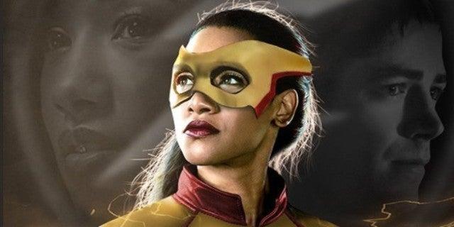 The-Flash-Iris-West-Comic-Colors-BossLogic