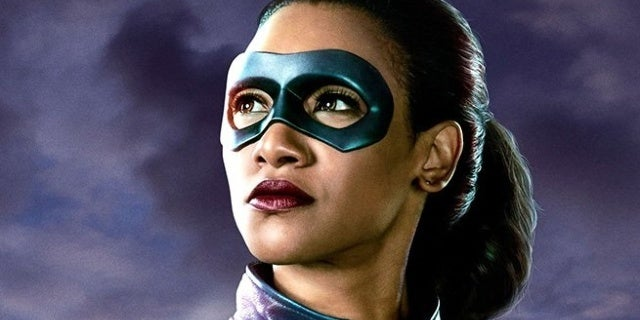 the flash iris west costume