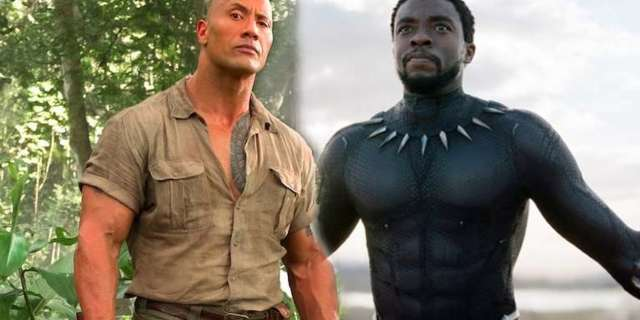 The Rock Black Panther