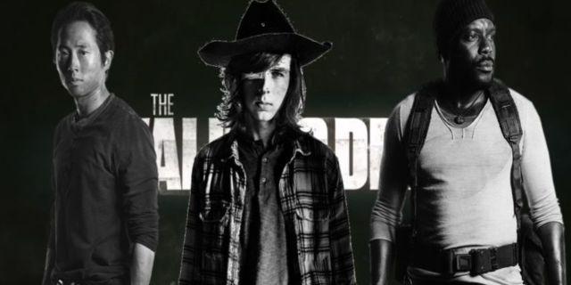 The Walking Dead dead characters Carl Glenn Tyreese comicbookcom
