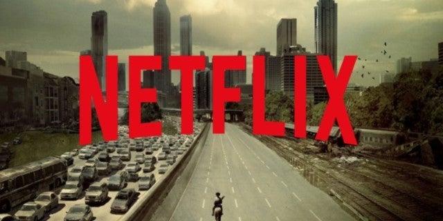 The Walking Dead Netflix Comicbookcom
