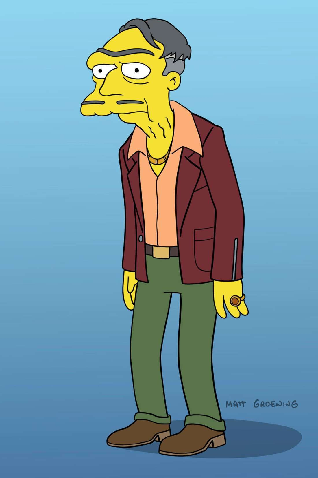 TheSimpsons-Morty