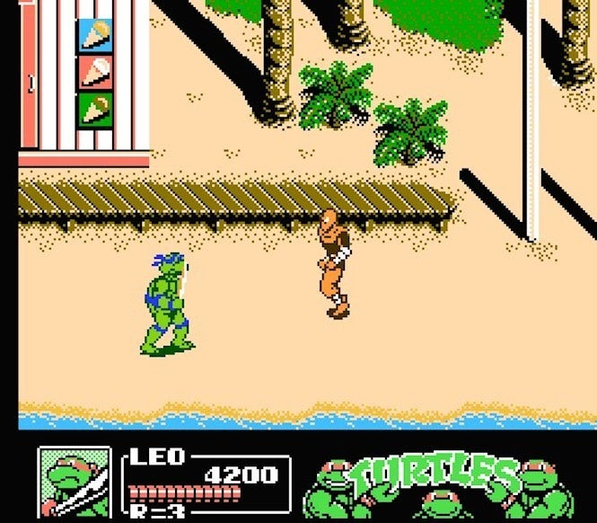 Cowabunga! The Best Teenage Mutant Ninja Turtles Video Games