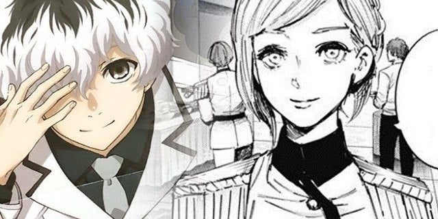 'Tokyo Ghoul:re' Reveals New Anime Still