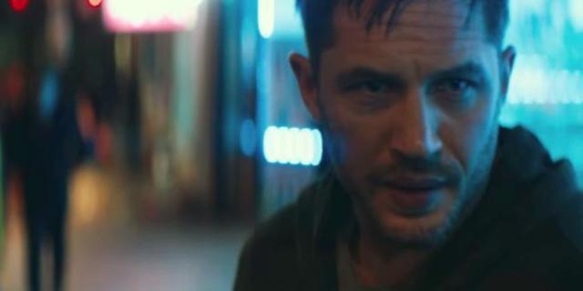 Tom Hardy Venom Movie Accent Eddie Brock