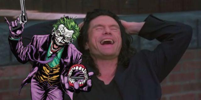 Tommy Wiseau Interested In Joker Role