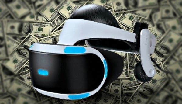 Playstation VR Headset Selling for $200 for Limited Time