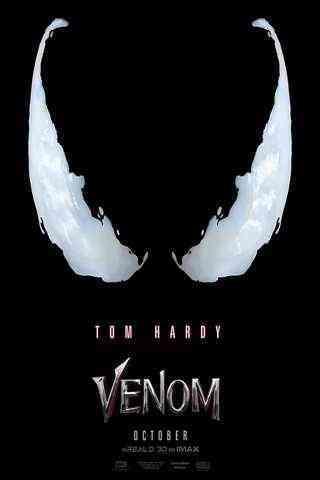 Venom (2018) movie poster image