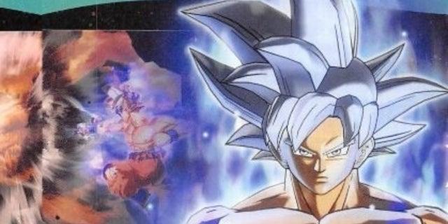 white hair goku