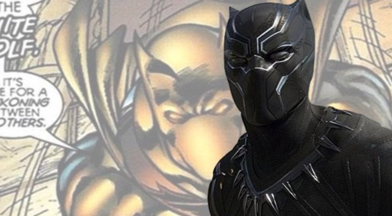 Black panther who is white wolf black panther who is white wolf biocorpaavc Gallery
