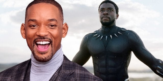 'Suicide Squad's Will Smith Shares Praise for Cast and Crew of 'Black Panther'
