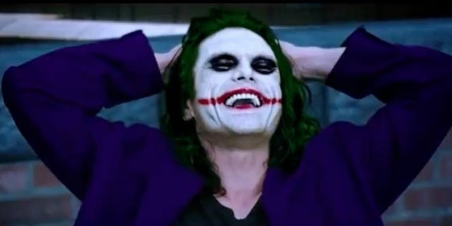 Tommy Wiseau S Joker Gets His Own Fan Trailer