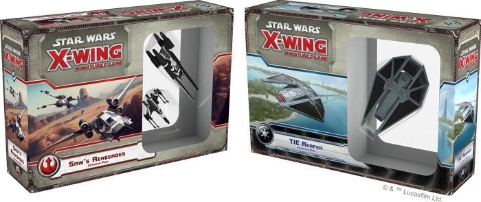 X-Wing Wave XIV