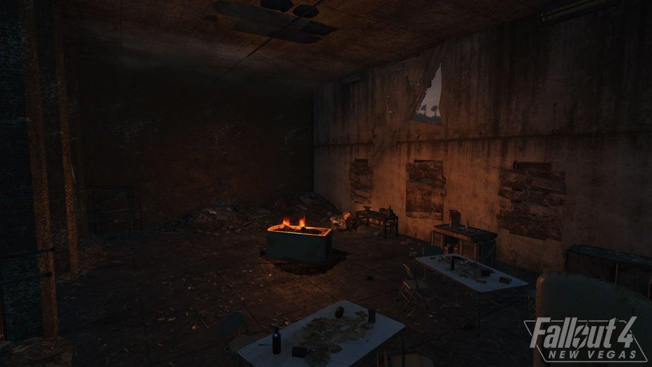 fallout 4 new vegas mod creators provide an update to clarify a few
