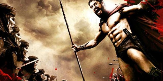 300 Streaming on Netflix Gerard Butler (2018)