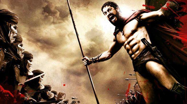 Gerard Butler Hypes '300's Arrival on Netflix