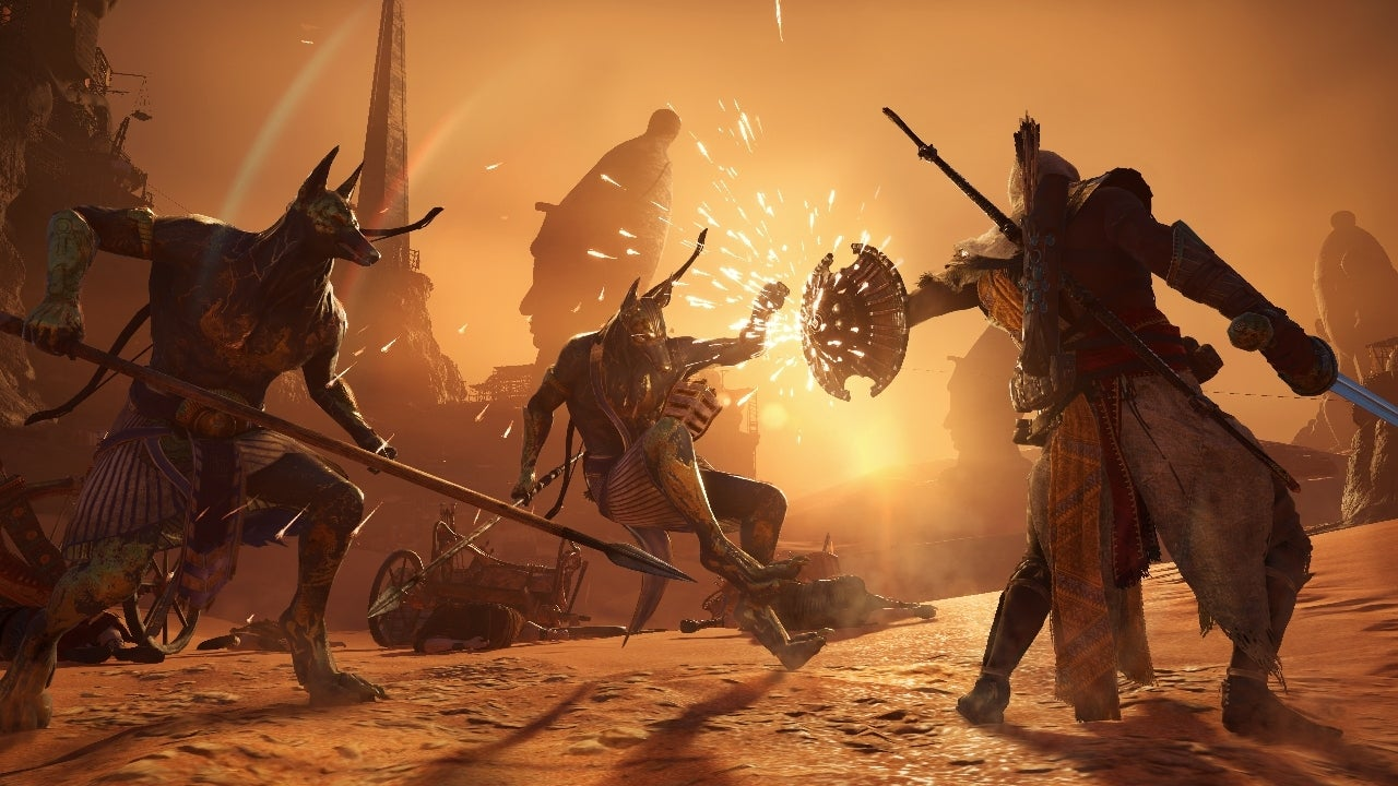 Assassin's Creed 2019 is set in ancient Greece