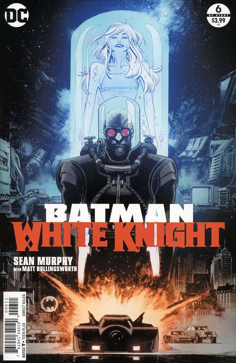 Batman: White Knight (2017) Issue 6