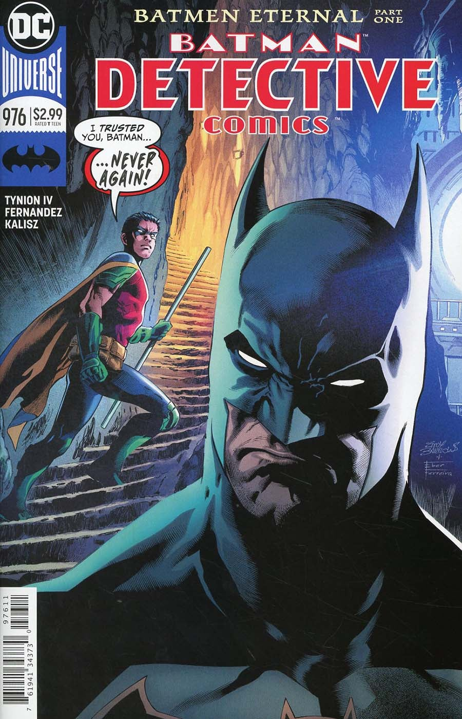 Batmen Eternal Part 1