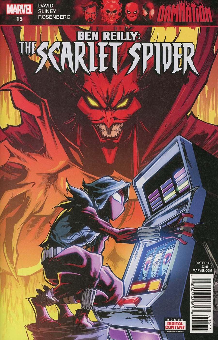 Ben Reilly: Scarlet Spider (2017) Issue 15