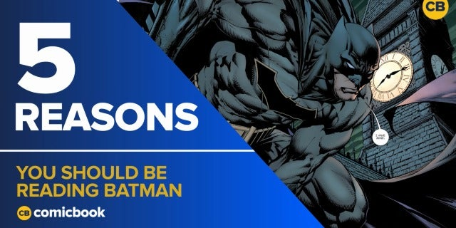 5 Reasons You Should be Reading Batman screen capture