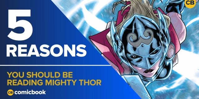 5 Reasons You Should Be Reading Mighty Thor screen capture