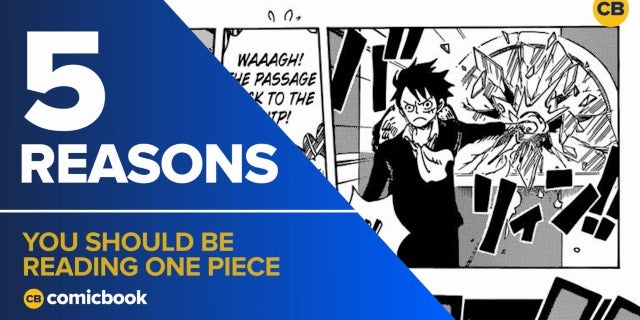 5 Reasons You Should Be Reading One Piece screen capture