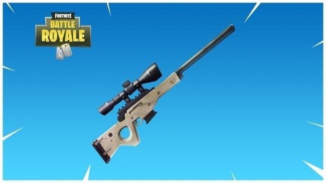 Best Weapons In Fortnite Battle Royale