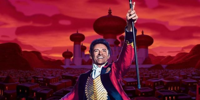 Aladdin Greatest Showman