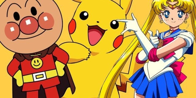 anime icons
