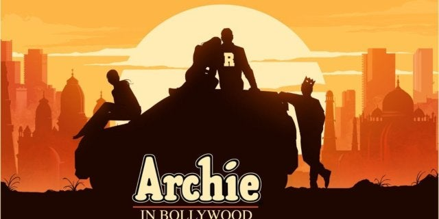 Archie in Bollywood