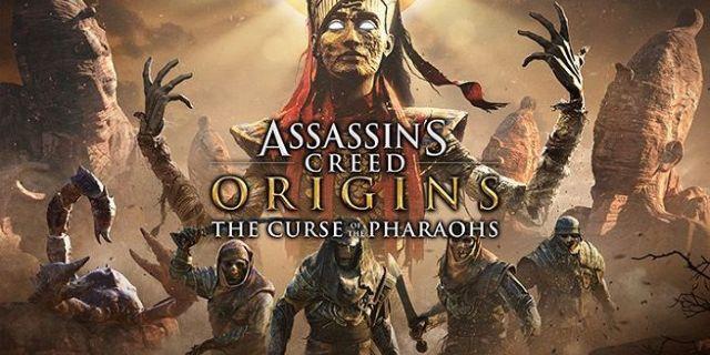 Assassins Creed Curse of the Pharaohs