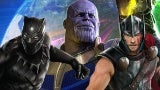 avengers infinity war black panther thor ragnarok