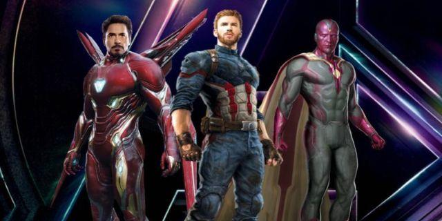 Avengers Infinity War Captain America Iron Man Comicbookcom