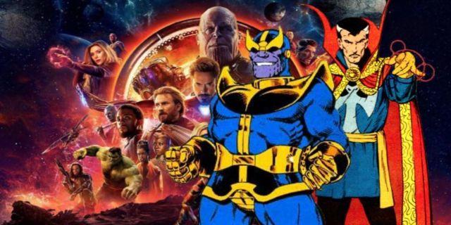 Avengers Infinity War comic comicbookcom