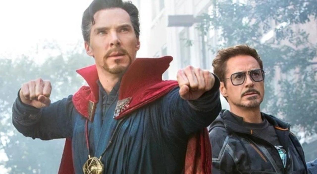 """Résultat de recherche d'images pour """"iron man and doctor strange"""""""