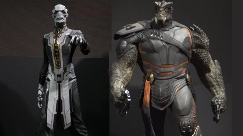 Avengers Infinity War - Ebony Maw Cull Obsidian Attack Doctor Strange Sanctum Sanctorum