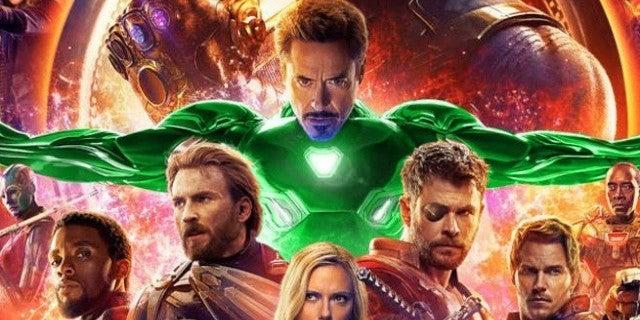 Avengers-Infinity-War-Green-Armor-St-Patricks-Day