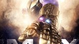 Avengers Infinity War IMAX Poster Thanos
