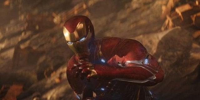 Avengers Infinity War Iron Man new armor