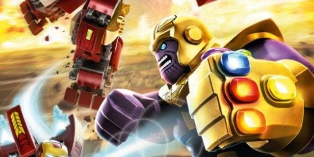 Avengers-Infinity-War-LEGO-Poster