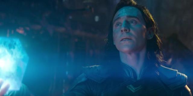 Avengers Infinity War Loki