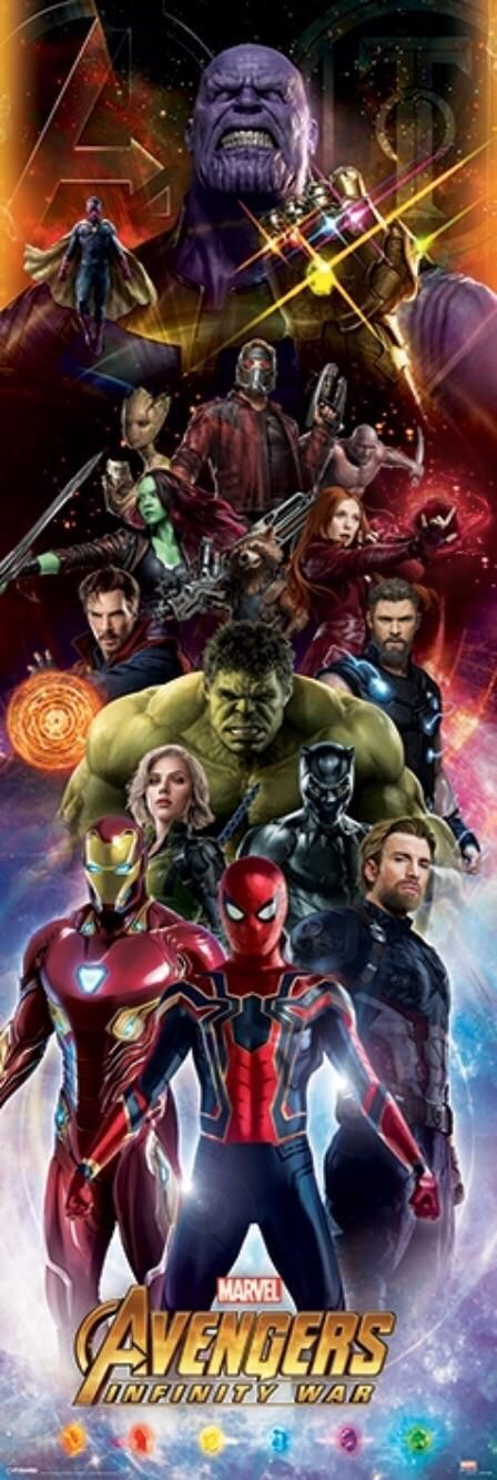 Infinity War Official Poster Hd