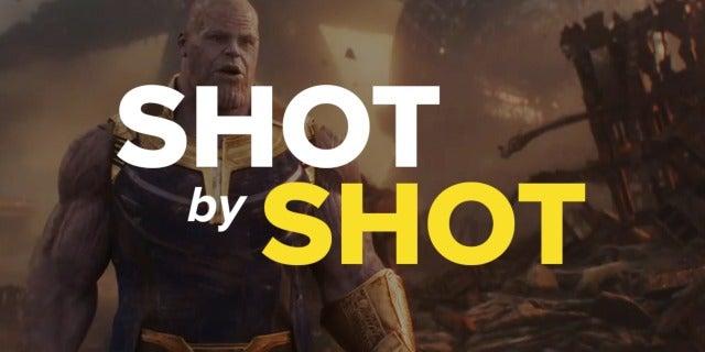 Avengers: Infinity War Trailer 2 - Shot By Shot Breakdown screen capture