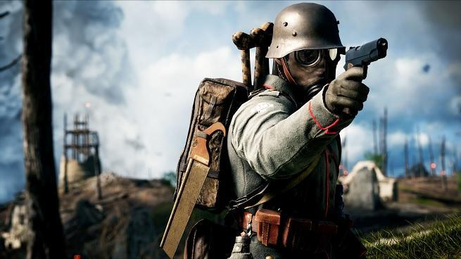 EA's next Battlefield game will reportedly be set during WWII