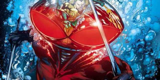 Best Aquaman Villains - Black Manta