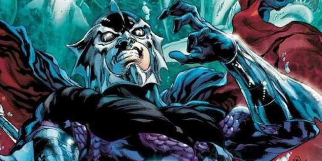 Best Aquaman Villains - Ocean Master