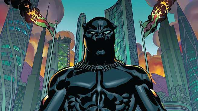 Best Avengers Comics - Black Panther A Nation Under Our Feet
