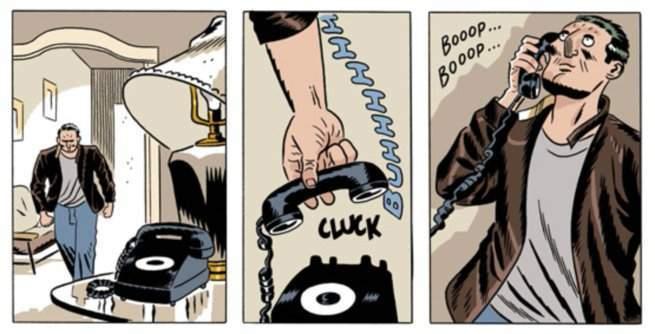 Best Rich Tommaso Comics - Dark Corridor